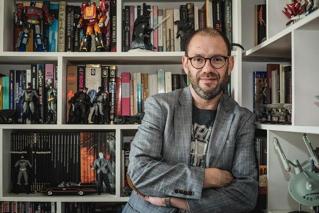 Dune en Superfest Online 2.0 - Entrevista a Francisco Ortega